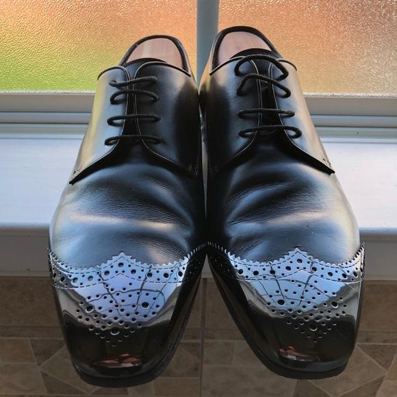 cheap for discount c279e f237a Christian Louboutin Mens Gareth Flat Leather shoe